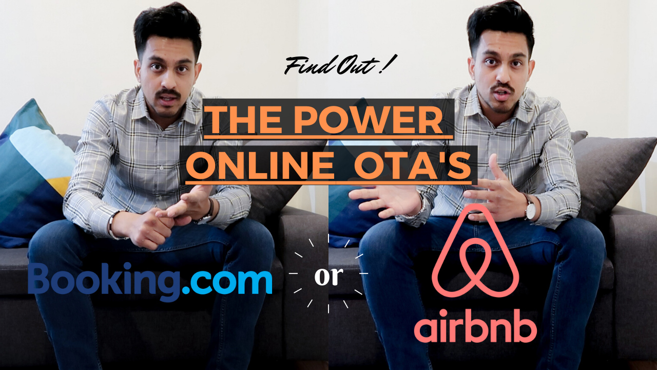 Air Bnb Or Booking.com I The Power of Online Travel Agents I Serviced Accommodation Business