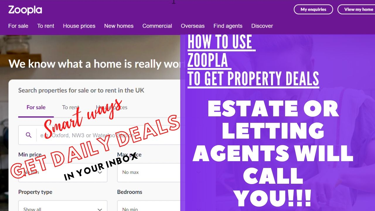 Free Training on How to Secure Serviced Accommodation Properties using Zoopla | Tips and Trick