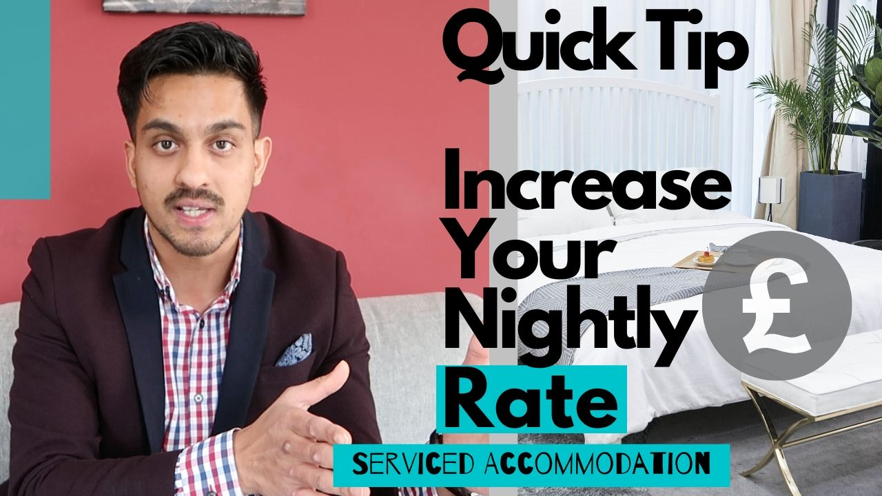 How To Achieve More Nightly Rates In Your Air Bnb